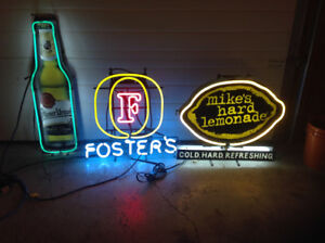 GREAT DEAL ON VARIOUS NEON SIGNS