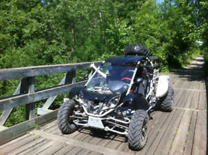 2011 Renli 1100cc 4WD 5-Speed Side by Side/Dune Buggy