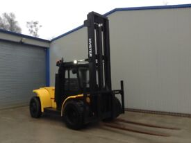 Hyster 10 ton forklift
