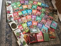 Large Selection Of Gardening Books and mags on How to grow all types of Vegetables