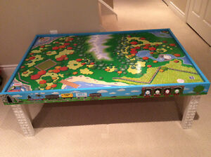 Thomas The Train Table and Playboardl6m 5g8