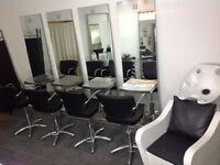 Salon furniture, hairdressing equipment, mirrors,backwash,chair,desk