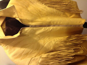 Authentic Western Leather Jacket West Island Greater Montréal image 1