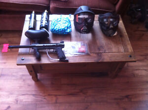 Paintball package For sale.