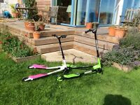 2 Kids Y Sporter scooter, great condition