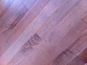 105 sq ft Maple Cinnamon Hardwood from Gaylord Hardwood Flooring