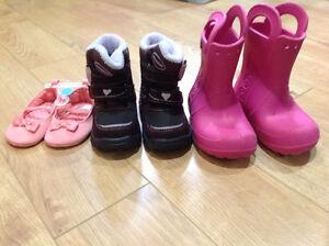 Souliers bottes