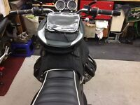 Moto Guzzi V7 Bagster Baglux Tank Cover and Tank Bag Set