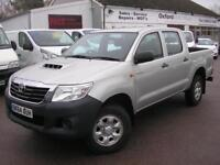 TOYOTA 4-RUNNER ACTIVE 4X4 D-4D DCB Silver Manual Diesel, 2014