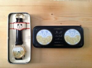 RARE Disney Mickey's 65th Anniversary Coin Watch...