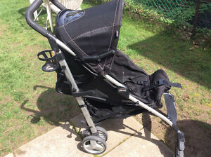 Used Lite Way Chicco RECLINING Stroller, CLEAN