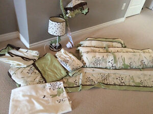 Baby bedding set (organic)