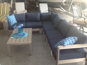 Modern Outdoor Patio Furniture Sectional