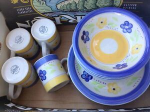 Dish Set Peterborough Peterborough Area image 1