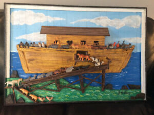 Noah's Ark, locally made