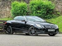 2012 Mercedes-Benz E Class 3.0 E350 CDI BlueEFFICIENCY Sport Cabriolet G-Tronic