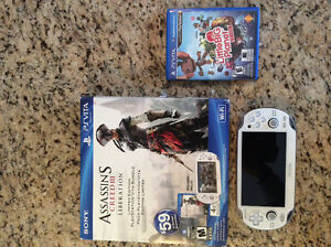 Ps vita Assassin's Creed III édition limitée
