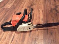 2005 stihl chainsaw ms180 husqvarna tools equipment
