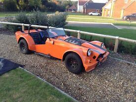 Dutton kit car 2.9l cosworth