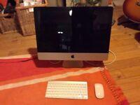 "Apple iMac 21.5"" Desktop mid2011 4GB RAM 512GB HD"