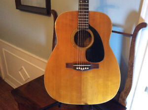 Pan Six String  Acoustic Japanese 60's