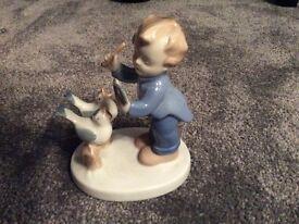 Vintage German porcelain figurine - perfect condition