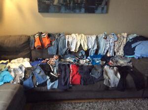 Lot de vêtements 18-24 mois garcon