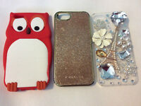 3 iPhone 5/5S Cases all for $5