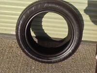 """Tyre 255 50 19 ZR part worn bmw 19"""""""