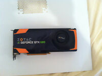 GTX 680 for sale