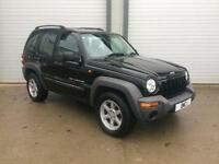 2004 Jeep Cherokee 2.8 CRD Sport Station Wagon 4x4 5dr
