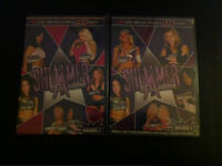 Shimmer Women Athletes - Volume 1 & 2 DVD's