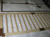 KidCo Bed rail natural wood BR200 - Barrière de lit en bois