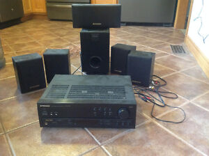 Pioneer VSX-305 5-Channel Home Theater Receiver w/Dolby ProLogic