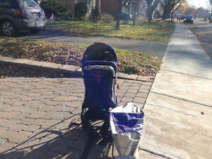Kelty kid journey carrier with sun hood West Island Greater Montréal image 2