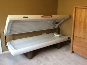 Can Tan tanning bed