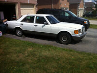 JUST REDUCED - MERCEDES 300 SD TURBO