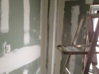 In need of finish drywall mudder