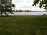 Waterfront Building Lot on St. Lawrence River, Ingleside On