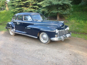 MUST SELL. 1946 Dodge Deluxe