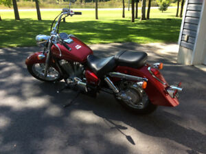 2012 Honda Shadow Areo