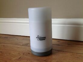 Tommee Tippee bottle warmer £4