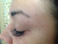 FULL SET OF EYELASH EXTENSIONS($70)LIMITED TIME OFFER.