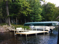 Dock and Boatlift Removal