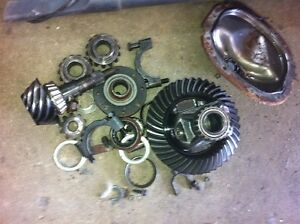 355 open 8-8 crown and pinion out of F150 & carrier
