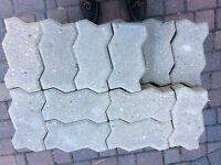 PATIO BRICKS