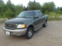 2002 king ranch 4x4 great shape new MVI when SOLD
