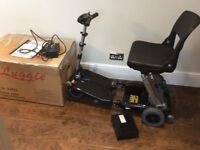 LUGGIE FOLDAWAY MOBILITY SCOOTER, EXCELLENT, FREE DELIVERY