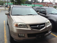 2004 Acura MDX Sedan Runs Great/Drives Great Today Only Price