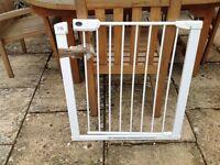 Stair gates (2)